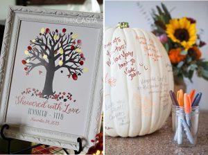 Top 10 Fall Bridal Shower Ideas | Make a Memory