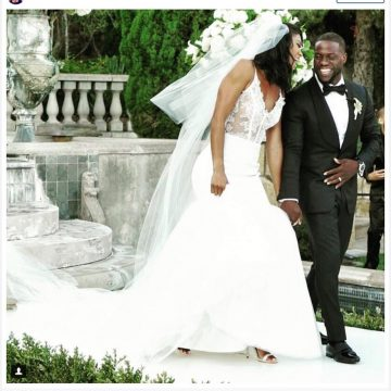 Kevin Hart and Eniko Parrish Tie the Knot