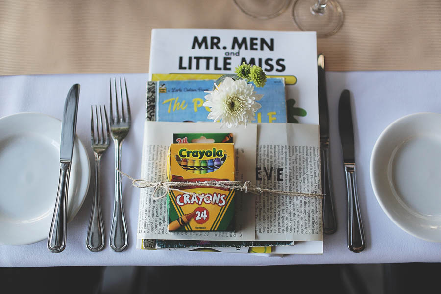 Fun Games and Activities that Will Keep Your Wedding Guests Entertained | Kid's Goodie Bag