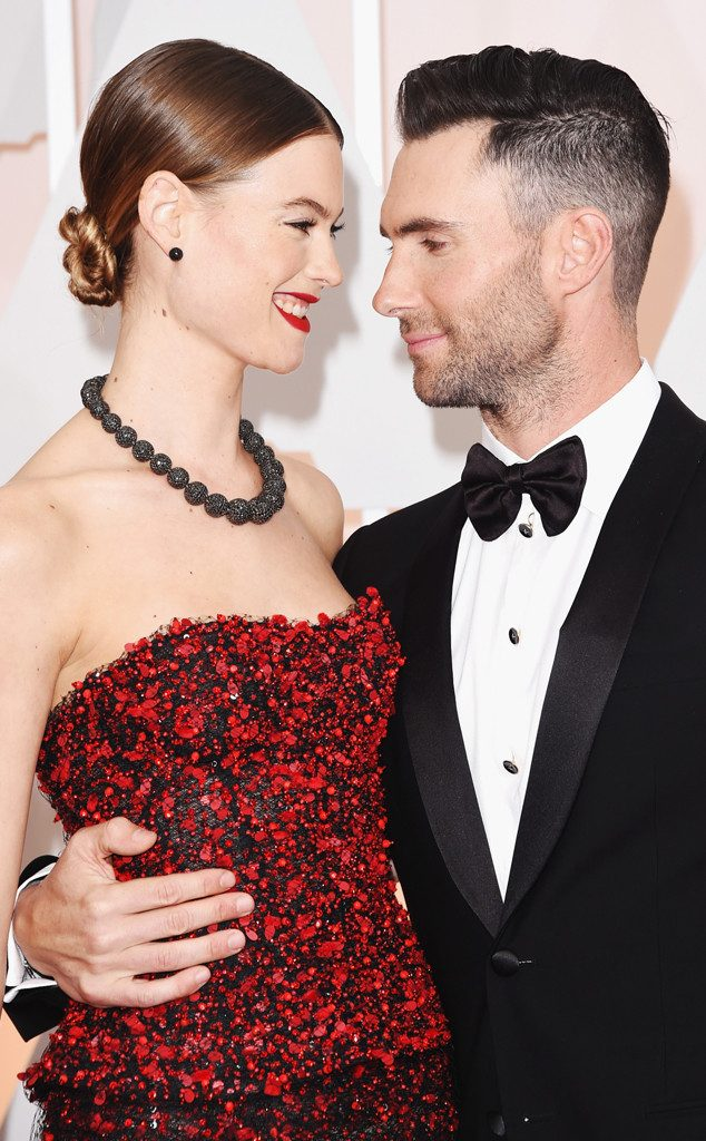 Adam Levine and Behati Prinsloo Welcome Dusty Rose