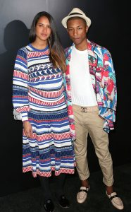Pharrell Williams and wife Helen Lasichanh Expecting Baby #2