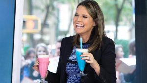 Savannah Guthrie Reveals She's Having a Boy