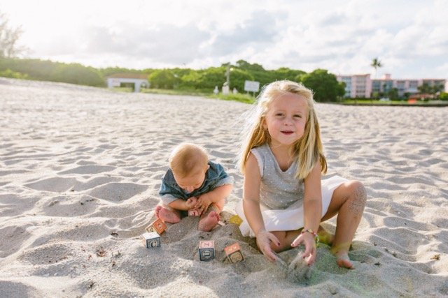 Family Photography Tips | Let Kids Play and Take Breaks