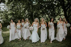 Bride's Guide to Bridesmaids   Manage Your Expectations   RegistryFinder.com