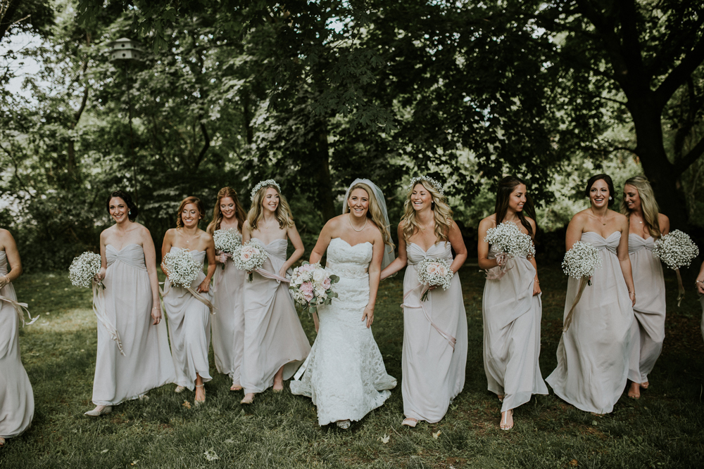 Bride's Guide to Bridesmaids | Manage Your Expectations | RegistryFinder.com