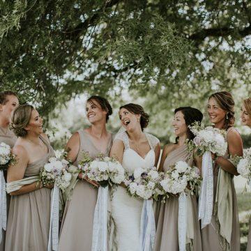 Bride's Guide to Bridesmaids | Release Control | RegistryFinder.com