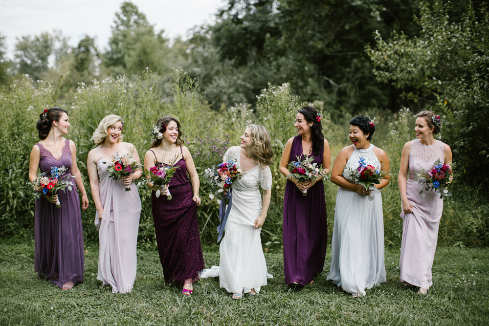 Bride's Guide to Bridesmaids | Bridesmaid Tips | Wedding Etiquette | Wedding Planning Guide