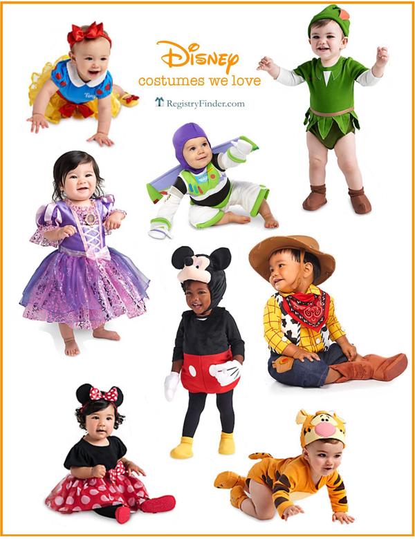 Disney Baby Halloween Costumes | RegistryFinder.com