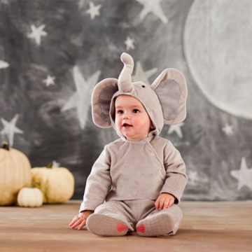 Cute and Cuddly Baby Halloween Costumes
