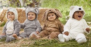 Cute and Cuddly Baby Halloween Costumes | RegistryFinder.com