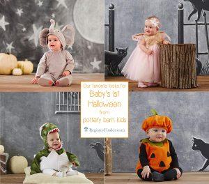 Baby Halloween Costume   Pottery Barn Kids Halloween Costumes