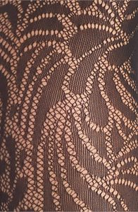 Winter Wedding Accessories | Patterned Tights