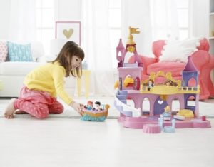 Choose the Best Gifts from Amazon's Holiday Toy List | Disney Princess Musical Dancing Palace by Little People