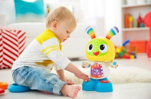The Best Gifts from Amazon's Holiday Toy List | Fisher-Price Bright Beats Dance & Move BeatBo