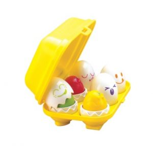 The Best Gifts from Amazon's Holiday Toy List | TOMY Hide N Squeak Egg