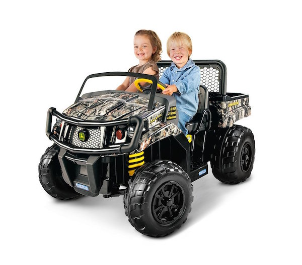 Peg Perego John Deere Gator Xuv Children's Powered Ride On