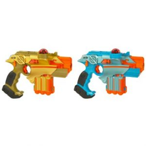 Choose the Best Gifts from Amazon's Holiday Toy List | Nerf Lazer Tag Phoenix LTX Tagger 2-Pack