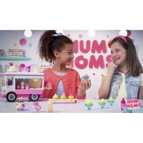 The Best Gifts from Amazon's Holiday Toy List   Num Noms Lipgloss Truck Craft Kit