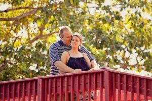 Engagement Shoot | Sentimental location