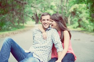 So many practical uses for your engagement photos