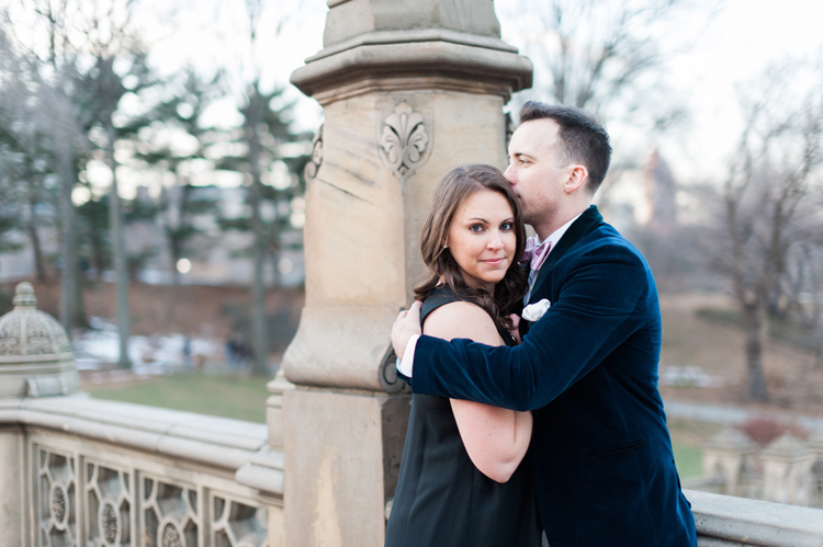 Central Park | Engagement Shoot