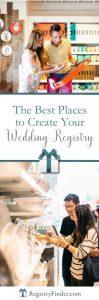 The Best Places to Create Your Wedding Gift Registry   RegistryFinder.com