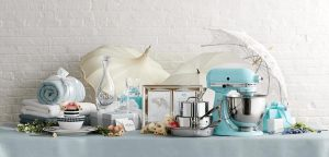 Resolve to research your wedding registry