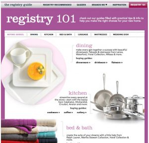 Register for Many Items at a Variety of Price Points | 5 Tips for Creating Your Best Wedding Gift Registry