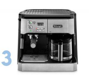 DeLonghi America Combi Coffee and Espresso Machine | Wedding Gift