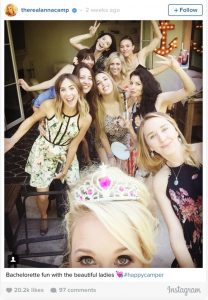 Bachelorette Party Ideas | Combined Bachelor/Bachelorette | Celebrity Wedding Trends