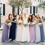 #TrendWatch: Mismatched Bridesmaid Dresses