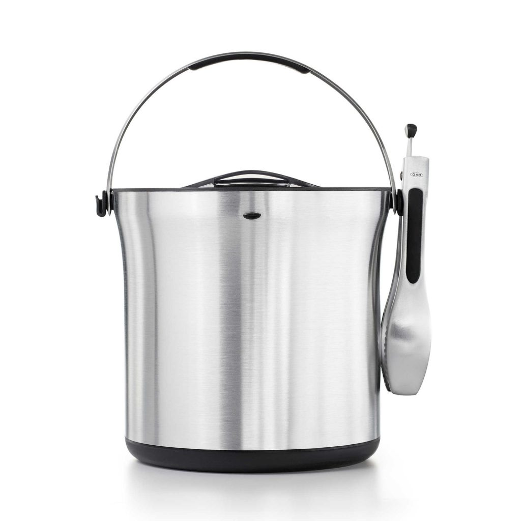 OXO Stainless Steel Ice Bucket