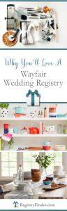 Why You'll Love A Wayfair Wedding Registry | RegistryFinder.com