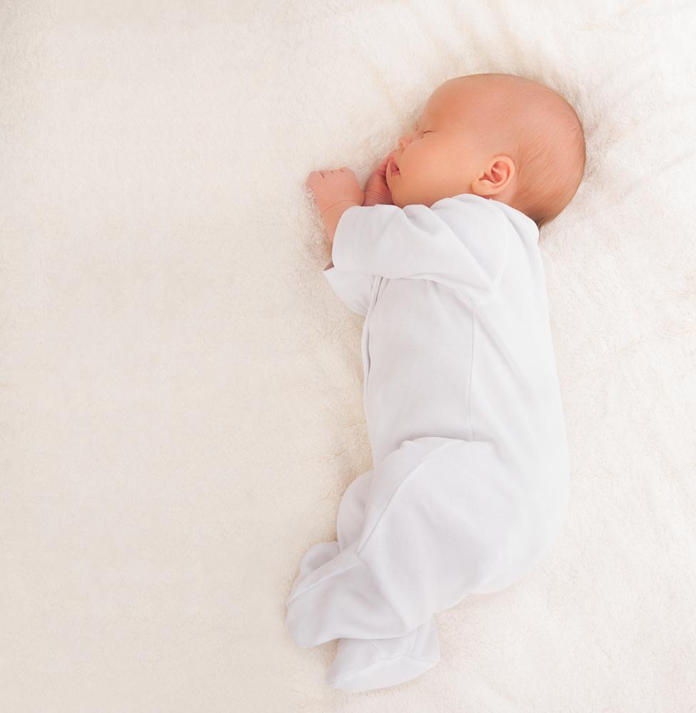 Sleeping Infant - Create a BabyList baby registry - find it on RegistryFinder.com