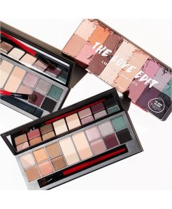 Smashbox The Love Edit: Romantic Eye Shadow Palette