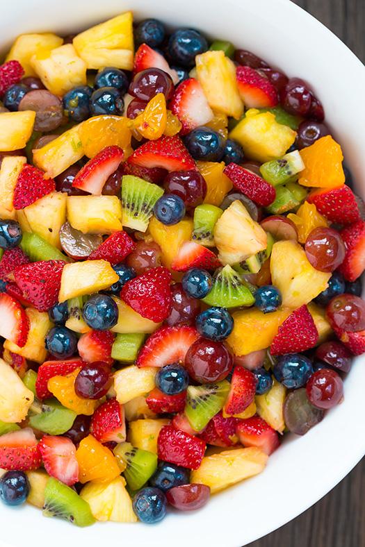 Fruit | Brunch Shower Menu