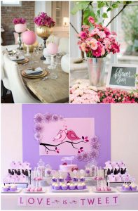 Spring Bridal Shower Ideas | Fall Bridal Shower Ideas | Valentine's Day Bridal Shower Ideas Ideas