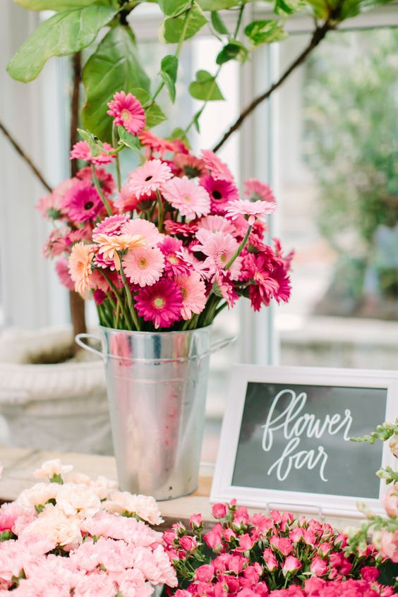 Garden Themed Bridal Shower from Style Me Pretty