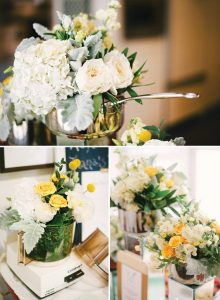 Bridal Shower Décor Tips | Bridal shower centerpieces | How to use ordinary items to decorate | DIY décor