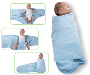 The Miracle Blanket | Newborn Sleep Registry