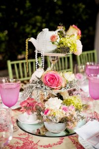 Lovely Tea Party from Hostess with the Mostess