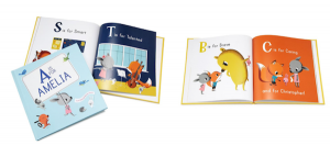 Personalized Baby Gifts | M is for Me Book