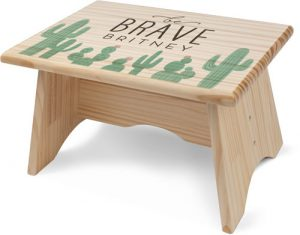 Best Personalized Baby Gifts | Step Stool For Kids | Personalized Stool