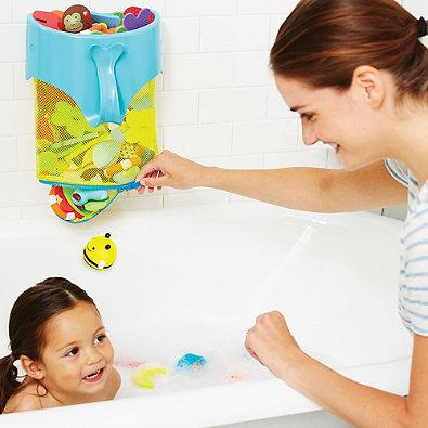 Bath Toy Organizer | Best New Baby Products