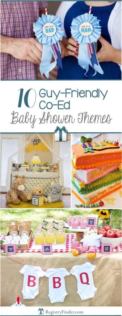 10 Co-Ed Baby Shower Themes | RegistryFinder.com