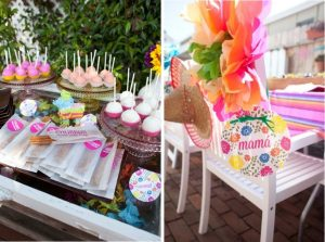 Tacos and Tequila | Guy-Friendly Co-Ed Baby Shower