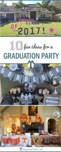 10 Fun Graduation Party Ideas | RegistryFinder.com