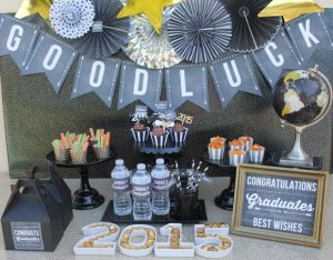 Incorporate Free Printables | Graduation Party Ideas
