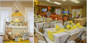 You Are My Sunshine | Guy-Friendly Co-Ed Baby Shower
