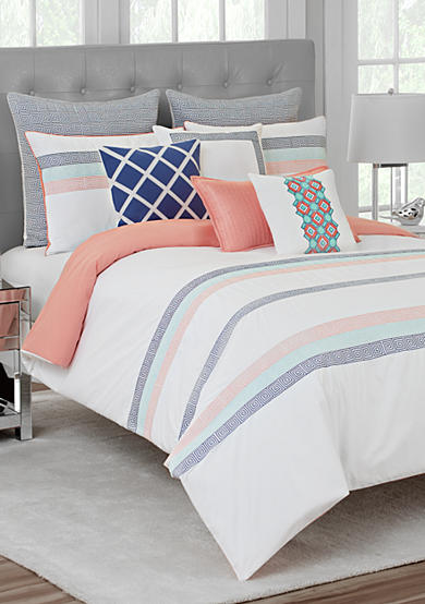 Most Popular Registry Items at Belk | Brooke Comforter Mini Set | Belk Bedding Set
